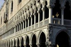 Italië, Venetië, dogespaleis stock afbeeldingen