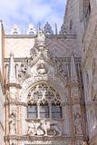 Italië Venetië St de Basiliek van het Teken details Stock Afbeelding