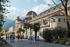 Italië, Zuid-Tirol stock foto's