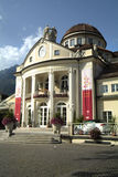Italië, Zuid-Tirol royalty-vrije stock afbeelding