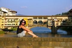 Italië, Florence, Stock Afbeeldingen