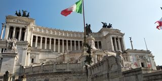 Itali?, Rome royalty-vrije stock foto