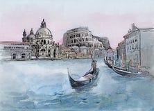 Italia ilustración del vector