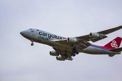 Italia Cargolux Obrazy Stock