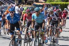 ` Italia 2017 do Giro d Fotografia de Stock Royalty Free