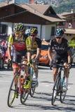 ` Italia 2017 do Giro d Fotos de Stock