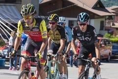 ` Italia 2017 do Giro d Imagem de Stock