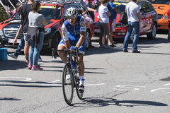 ` Italia 2017 do Giro d Foto de Stock Royalty Free