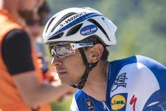 ` Italia 2017 do Giro d Foto de Stock