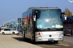 Italia El aeropuerto de Ancona Fotos de archivo