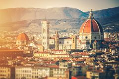 Italia Florence Architecture Fotos de archivo