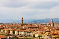 Italia Florencia Foto de archivo libre de regalías