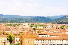 Italia Florencia Fotos de archivo libres de regalías