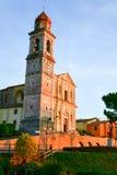 Italia Hurch del ¡de Ð en San Zeno di Montagna foto de archivo libre de regalías