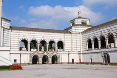 Italia - Milán Imagenes de archivo