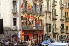 Italia, Nápoles Fotos de archivo