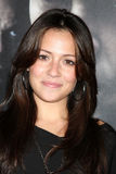 Italia Ricci. Arrivng at the premiere of The Wolfman. Arclight Hollywood Los Angeles, CA February 9, 2010 Stock Photo
