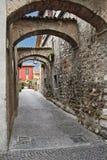 Italia, Sirmione Foto de archivo