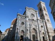Italia, Toscana, Florencia, catedral de Santa Maria fotografía de archivo