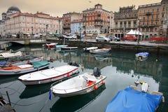 italia Trieste Obraz Stock