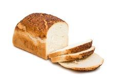 Italiaans Artisanaal Wit Brood stock afbeelding