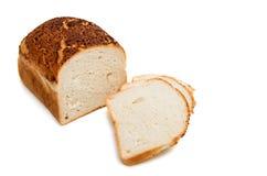 Italiaans Artisanaal Wit Brood stock fotografie