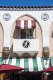 Italiaans balkon Stock Foto