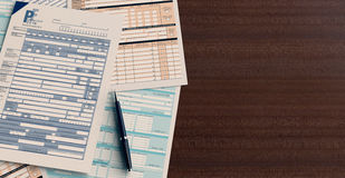 Italiaans belastingenconcept Royalty-vrije Stock Afbeeldingen