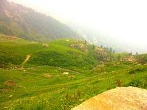 Italiaans bergpanorama Royalty-vrije Stock Foto
