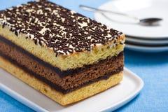 Italiaans biscuitgebak stock afbeelding
