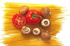Italiaans diner Royalty-vrije Stock Fotografie