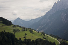 Italiaans Dolomiet Royalty-vrije Stock Afbeelding