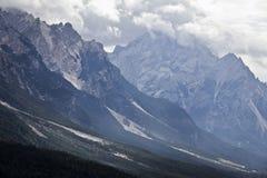 Italiaans Dolomiet Royalty-vrije Stock Foto