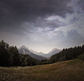 Italiaans Dolomiet Stock Afbeelding