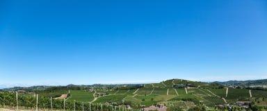 Italiaans landschap. Royalty-vrije Stock Foto
