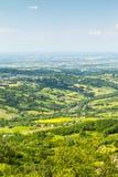 Italiaans Landschap: Piacenza Stock Afbeelding