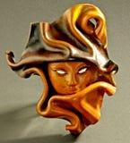 Italiaans masker Royalty-vrije Stock Fotografie