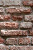 Italiaans oud huis: typische steenmuur royalty-vrije stock afbeelding