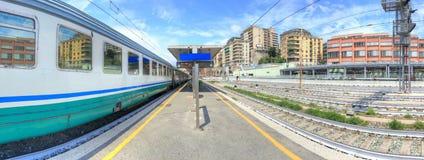 Italiaans station Stock Afbeeldingen