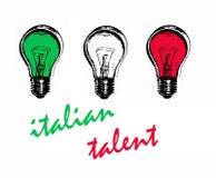 Italiaans talent Royalty-vrije Stock Foto