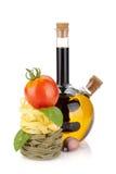 Italiaans voedsel royalty-vrije stock foto's