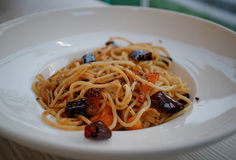 Italiaans voedsel Royalty-vrije Stock Fotografie