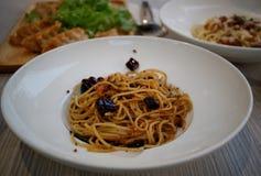 Italiaans voedsel Royalty-vrije Stock Foto