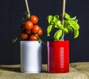 Italiaans voedsel stock fotografie