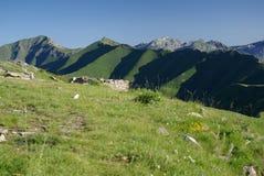 Italiaanse Alpen Stock Foto