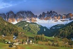 Italiaanse Alpen. Stock Fotografie