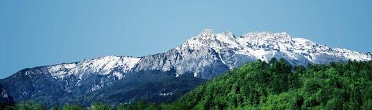 Italiaanse Alpen Royalty-vrije Stock Afbeelding