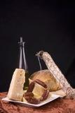 Italiaanse antipasto stock foto's