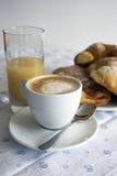 Italiaanse cappuccino's Royalty-vrije Stock Afbeeldingen