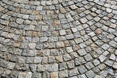 Italiaanse cobbleston Royalty-vrije Stock Afbeelding